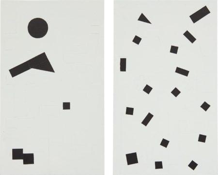 Sebastian Black-Two Works: (i) Period Piece (0...); (ii) Period Piece-2011