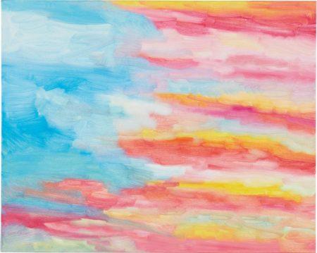 Jean-Baptiste Bernadet-Study For Sunset 16 (After F. Church)-2014