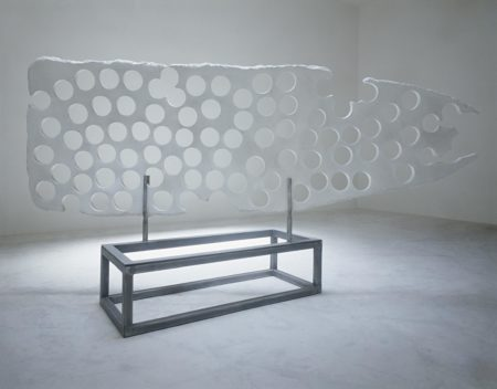 Michael Heizer-Perforated Object 11-1993