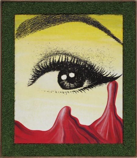 Kenny Scharf-Something Sweet And Mushy-1992