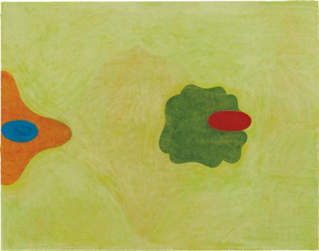 Thomas Nozkowski-Untitled (6-126)-1991