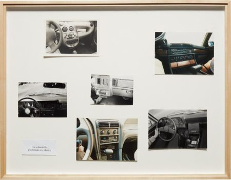 Hans-Peter Feldmann-Pictures Of Car Radios Taken While Good Music Was Playing-2004