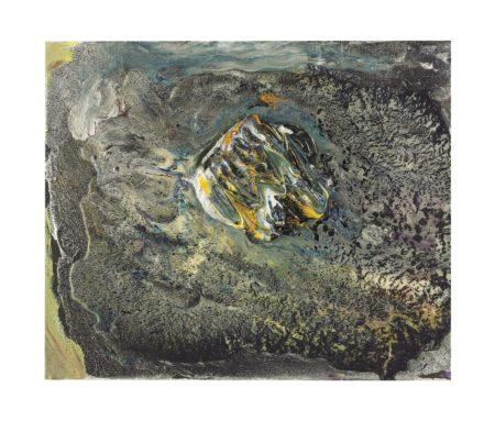 Jules Olitski-Ablimech Reflection-2000
