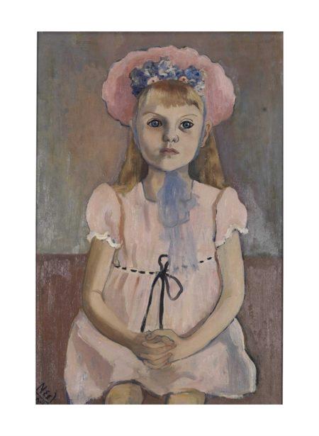Alice Neel-Maura-1947