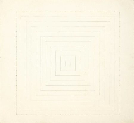 Frank Stella-Untitled-1964