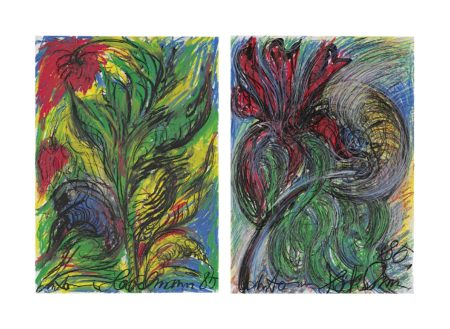 Antonius Hockelmann-Blumen I; Blumen-1985
