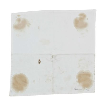 Untitled (Napkin Ed Clark)-1990