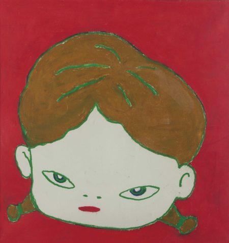 Yoshitomo Nara-Girl-1995