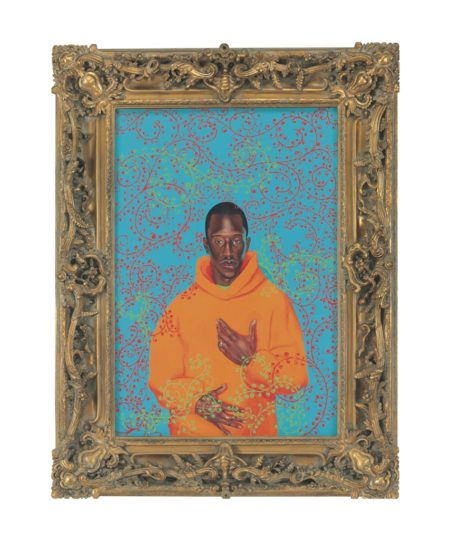 Kehinde Wiley-Untitled-2003