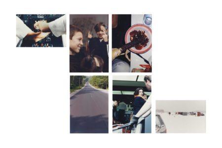 Wolfgang Tillmans-Bianca Jagger; Piloten; Vito & Paolina; Fresh Tarmac; Indian Corn & Pomegranate; Icefisher-1996