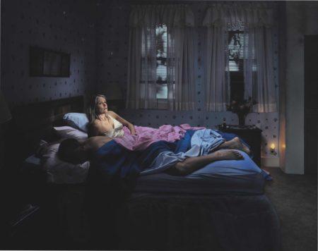 Gregory Crewdson-Untitled (awake)-2001