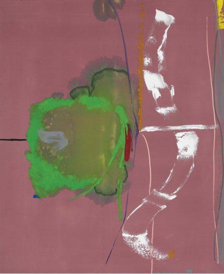 Helen Frankenthaler-Pirouette-1987