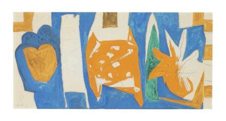 Robert Motherwell-Untitled-1951