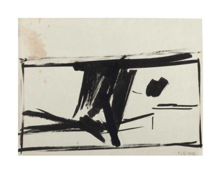 Franz Kline-Untitled-1959