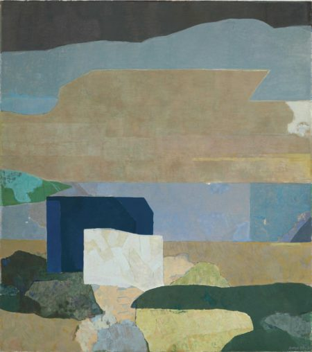 Kenzo Okada-Beige-1972