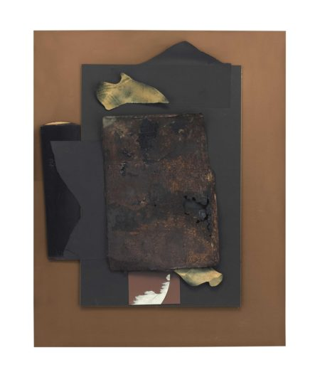 Louise Nevelson-The Silver Lining-1984