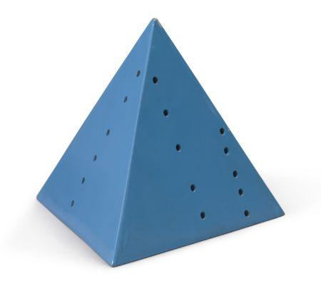 Lucio Fontana-Piramide-1967