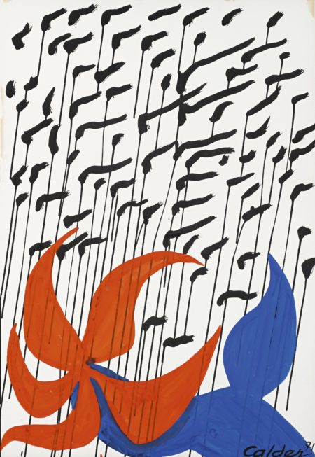 Alexander Calder-Great Lovers-1971