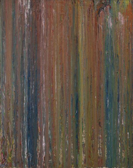 Larry Poons-Untitled Lp 19-1974