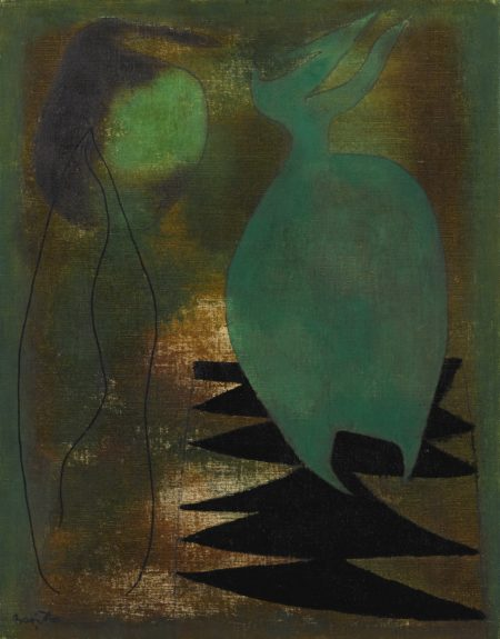William Baziotes-Autumn-1954