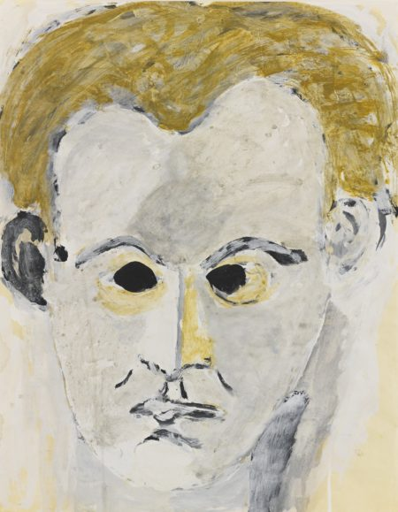 Jan Muller-Self-Portrait-1952