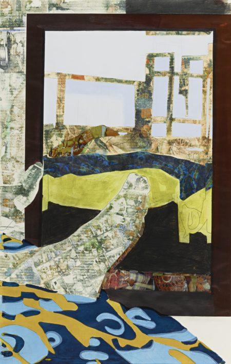 Njideka Akunyili Crosby-Untitled-2011