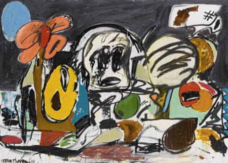 Eddie Martinez-Untitled-2011
