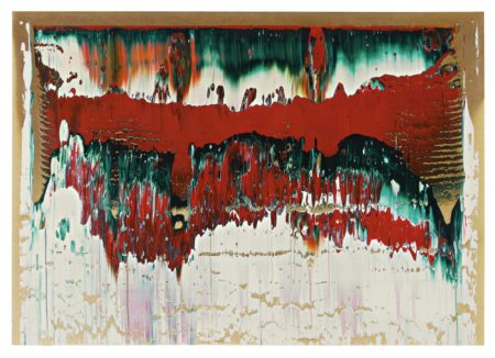 Gerhard Richter-Fuji (9. Oktober 1996)-1996