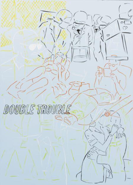 Sarah Morris-Double Trouble-1995