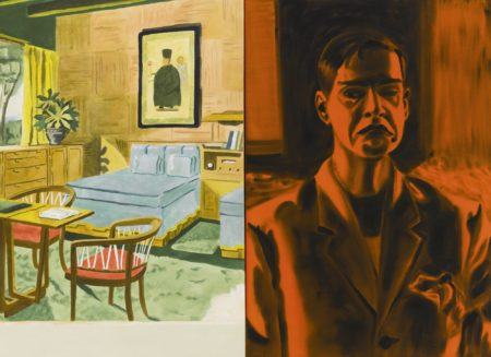 David Salle-Chinese Room-1995