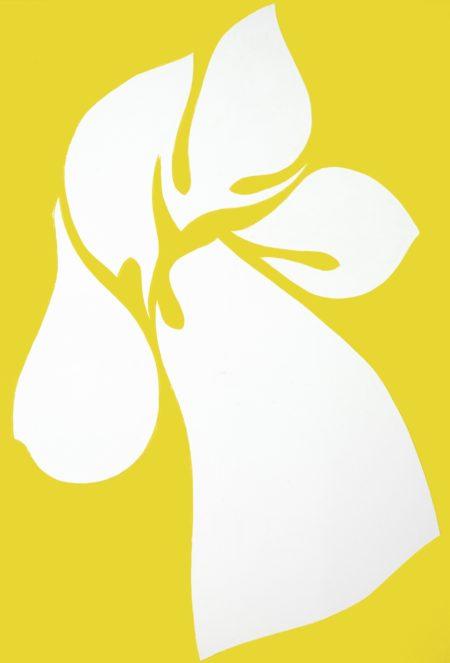 Jack Youngerman-May Yellow-1969