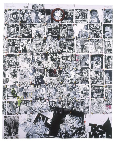 Zak Smith-Things I Drew And Pinned On The Wall-2007