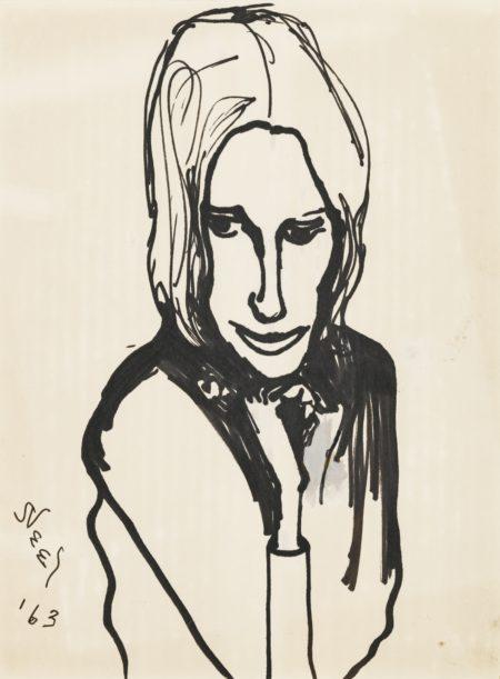 Alice Neel-Untitled-1963