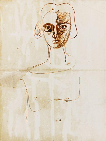 Arshile Gorky-Untitled-1931