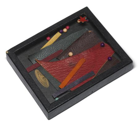 Joseph Cornell-Object (Game Box)-1936