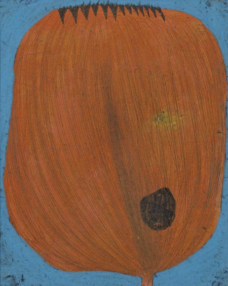 Yayoi Kusama-Dirty Hand-1954