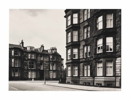 Thomas Struth-Palmerston Place Edinburgh 1985-1989