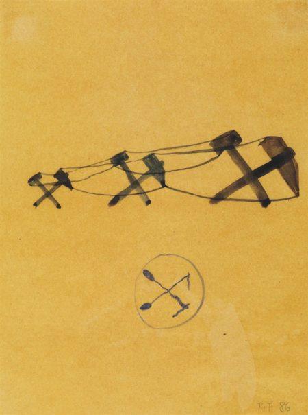 Rosemarie Trockel-Untitled-1986