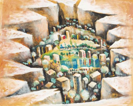 David Breuer-Weil-Old New Land (Project for Tel Aviv)-2008