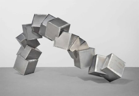 Jeppe Hein-Fusion of Movement 14-2004