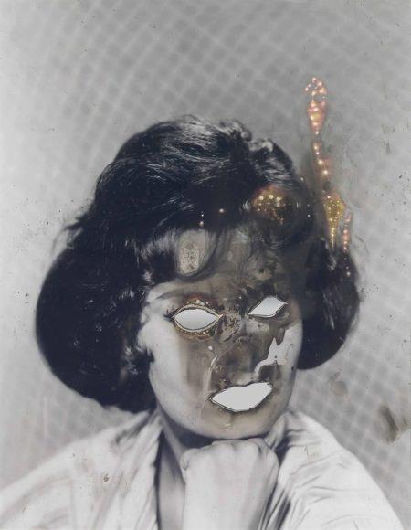 Douglas Gordon-Self Portrait of You + Me - Sophia Loren-2006