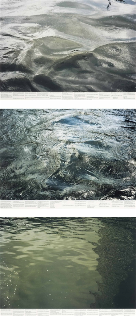 Roni Horn-Still Water (The River Thames for Example) Images C J N-1999
