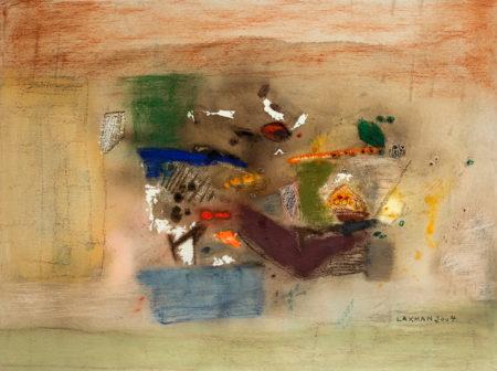 Laxman Shreshtha-Untitled-2004