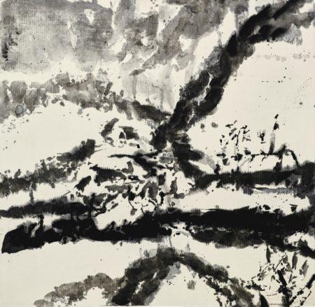 Zao Wou-Ki-Untitled-1995