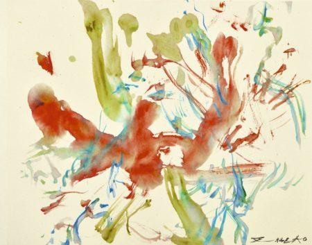 Zao Wou-Ki-Untitled-