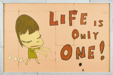 Yoshitomo Nara-Life Is Only One!-2008