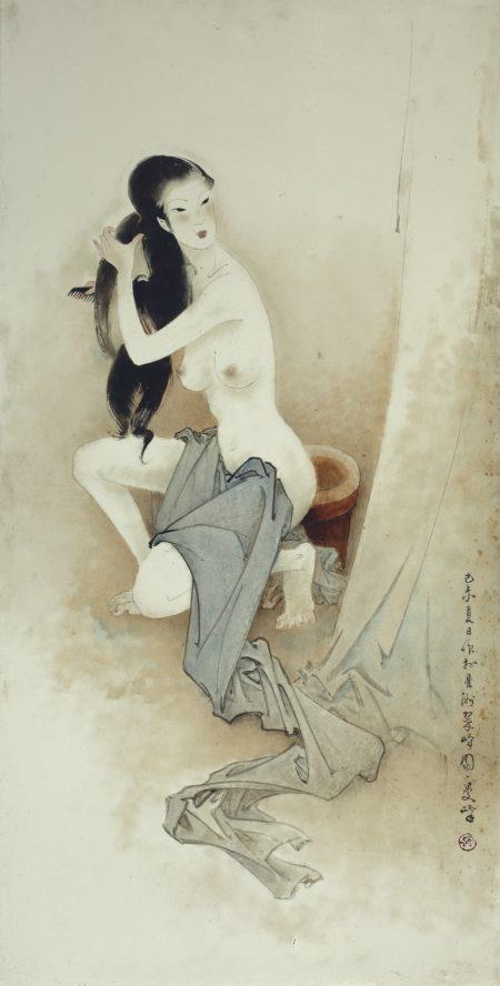 Lee Man Fong-Setelah Mandi (After The Bath)-1979