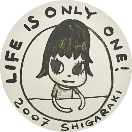 Yoshitomo Nara-Life Is Only One!-2007
