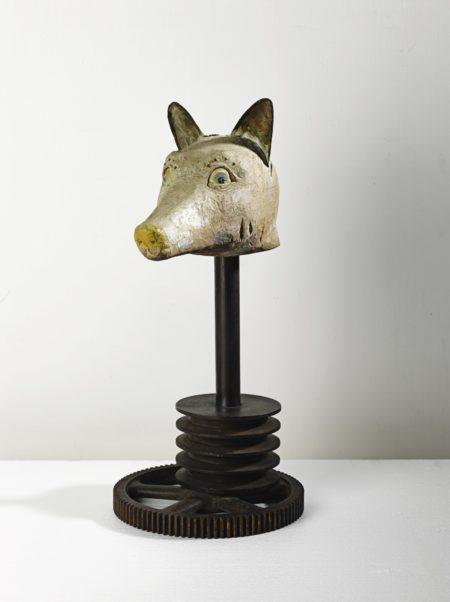 Yoshitomo Nara-The Dog-1988