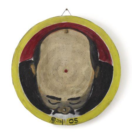 Zhang Enli-Dartboard-2005